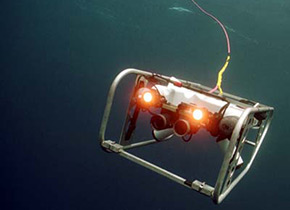 ROV Remote Operated Vehicle Pacific