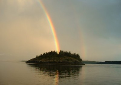 West Coast Rainbow Vancouver Island