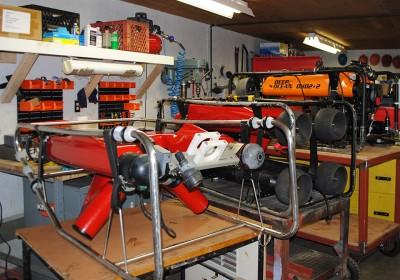 Sear Roamer Marine ROVs
